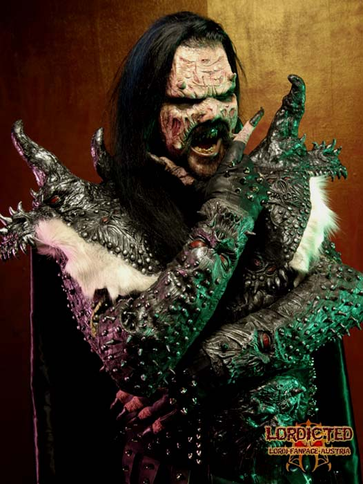 Lordi himself